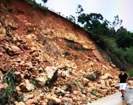 Lãnh đạo tỉnh Quảng Ninh phê bình đơn vị không nắm được thông tin về lũ quét trên địa bàn