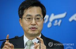 Hàn Quốc lo bất ổn tài chính do căng thẳng Mỹ-Triều
