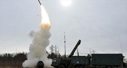 Lá chắn tên lửa Nga vững vàng trước căng thẳng Mỹ-Triều