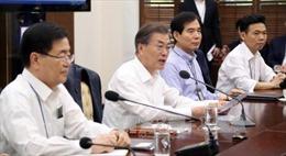 Hàn Quốc sẵn sàng cùng Mỹ giáng trả nếu Triều Tiên đe dọa Guam