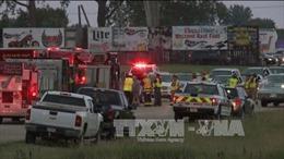 Nổ súng chết 3 người tại trường đua xe ở Mỹ