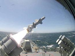 Thái Lan trang bị tên lửa hành trình Mỹ cho tàu chiến