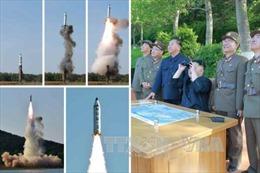 Triều Tiên tiết lộ kế hoạch chi tiết tấn công vùng biển gần đảo Guam