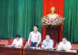 Xem xét hình thức kỷ luật nữ Bí thư Đảng ủy phường điều hành đường dây lô đề