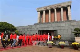 Lăng Chủ tịch Hồ Chí Minh tạm ngừng tổ chức lễ viếng, lễ tưởng niệm