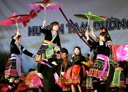 Nhiều mới lạ trong Ngày hội văn hóa huyện Tam Đường