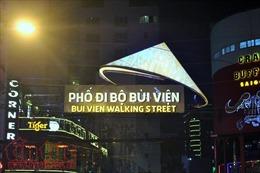 Tối nay, TP Hồ Chí Minh khai trương phố đi bộ Bùi Viện