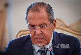 Nga coi các biện pháp trừng phạt Iran của Mỹ là trái pháp luật