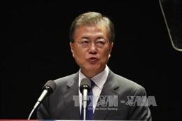 Tổng thống Hàn Quốc: Sẽ không nổ ra chiến tranh trên Bán đảo Triều Tiên