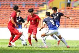 Công Phượng lập cú đúp, U22 Việt Nam đánh bại U22 Campuchia 4 - 1