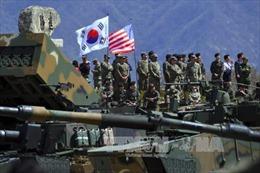 Triều Tiên cảnh báo tập trận Mỹ - Hàn sẽ dẫn đến thảm họa