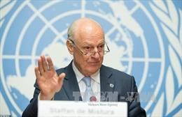 LHQ hy vọng Chính phủ Syria và phe đối lập đàm phán nghiêm túc