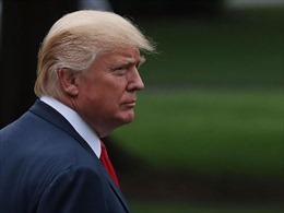 Tỷ lệ ủng hộ Tổng thống Trump thấp kỷ lục, người Mỹ chia rẽ về vấn đề Triều Tiên