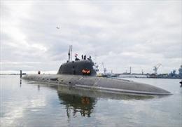 Tàu ngầm hạt nhân thế hệ mới của Nga phóng tên lửa thành công