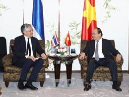 Thủ tướng đối thoại với các doanh nghiệp lớn Thái Lan - Việt Nam