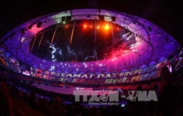 SEA Games 29: Chính thức khai màn lễ hội thể thao lớn nhất Đông Nam Á