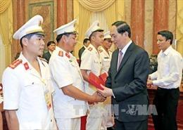 Bài viết của Chủ tịch nước Trần Đại Quang nhân kỷ niệm Ngày truyền thống Công an nhân dân
