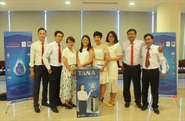 Tặng 20 máy lọc nước R.O Tân Á  tại Liên hoan Truyền hình Thông tấn