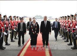 Tổng Bí thư Nguyễn Phú Trọng bắt đầu thăm chính thức Cộng hòa Indonesia