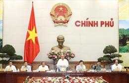Chính phủ họp chuyên đề xây dựng pháp luật
