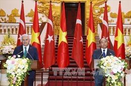 Thủ tướng Binali Yildirim: Quan hệ Việt Nam-Thổ Nhĩ Kỳ còn nhiều tiềm năng để phát triển
