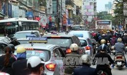 Hà Nội: Xe tải gắn mác 'xe thư báo' hoạt động trá hình