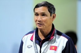 Ông Mai Đức Chung làm HLV tạm quyền đội tuyển bóng đá nam Việt Nam