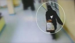 Camera an ninh tóm gọn kẻ bắt cóc trẻ sơ sinh