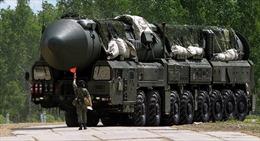 Lực lượng tên lửa Nga tổ chức diễn tập quy mô lớn