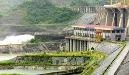 12 giờ ngày 31/8, đóng 1 cửa xả đáy tại Thủy điện Tuyên Quang