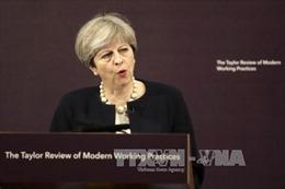 Thủ tướng Anh thừa nhận nguy cơ khủng bố nghiêm trọng
