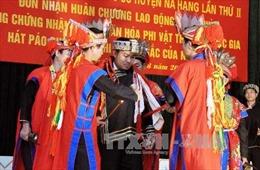 Bảo tồn và phát huy giá trị văn hóa đặc sắc của đồng bào Dao