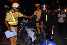 23 người thương vong do tai nạn giao thông trong ngày 2/9