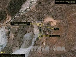 Hàn Quốc khẳng định có chấn động tại khu vực thử hạt nhân của Triều Tiên