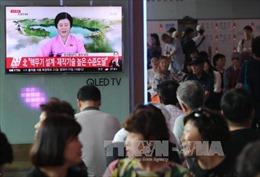 Trung Quốc, Hàn Quốc lên án vụ thử hạt nhân của Bình Nhưỡng