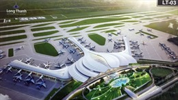 Trao giải cho 3 thiết kế kiến trúc sân bay quốc tế Long Thành