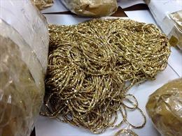 Khởi tố nhóm đối tượng buôn lậu vàng từ Thái Lan vào Việt Nam