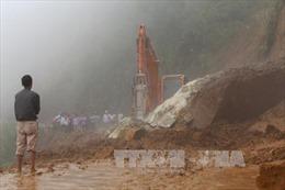 Tạm thời thông tuyến Quốc lộ 12 đoạn qua tỉnh Điện Biên