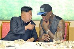 Ngôi sao bóng rổ Rodman lên tiếng giúp lãnh đạo Mỹ và Triều Tiên hòa giải
