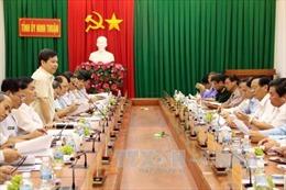 Nhiều tồn tại trong lãnh đạo, chỉ đạo phòng chống tham nhũng tại Ninh Thuận