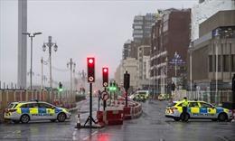 Anh sơ tán khẩn một khách sạn và trung tâm hội nghị vì đe dọa có bom