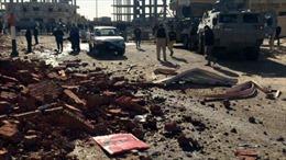 Phiến quân Ai Cập tấn công, cướp xe tải cảnh sát, 18 người chết
