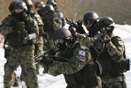 Hàn Quốc thành lập lực lượng đặc biệt để đối phó Triều Tiên