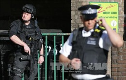 Vụ nổ tàu điện ngầm ở Anh: Thiết bị nổ chưa được kích hoạt hoàn toàn