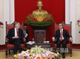 Thúc đẩy tiến trình thông qua Hiệp định Thương mại Tự do Việt Nam - EU