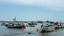 Ít nhất 33 người thiệt mạng trong vụ lật tàu tại Nigeria