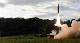 Video Hàn Quốc liên tiếp bắn tên lửa đạn đạo 6 phút sau khi tên lửa Triều Tiên rời bệ