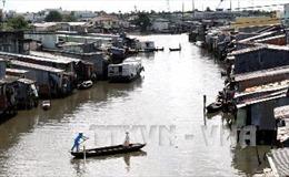 Quy định mới về xử phạt hành chính khi lấn chiếm bãi sông, lòng sông