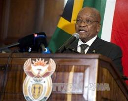 Nam Phi ký Hiệp ước cấm vũ khí hạt nhân