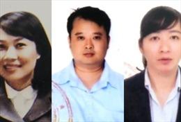 Truy nã 3 bị can trong vụ 'biến mất' 500 tỷ đồng tại OceanBank chi nhánh Hải Phòng